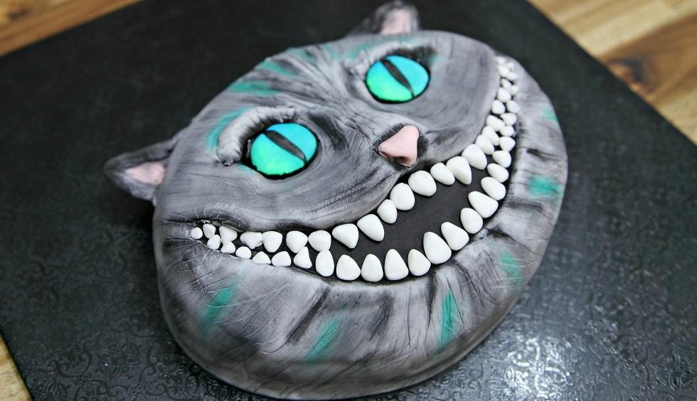 Cheshire Cake