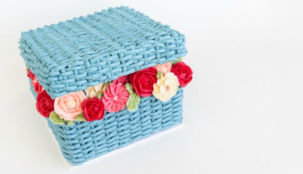 Basket Cake 2