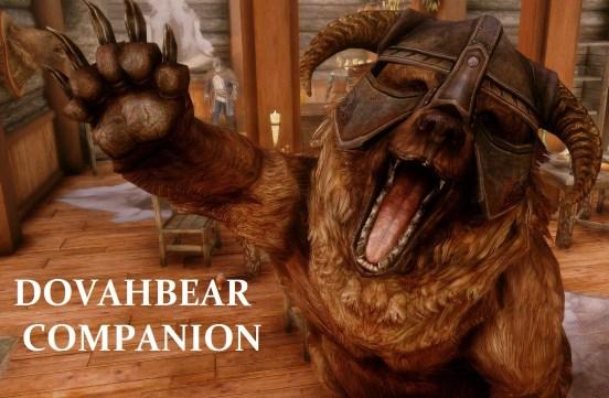 DovahBear Companion