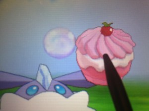 In-Game Deluxe Sweet PokePuff