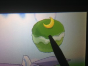 In-Game Fancy Mint PokePuff