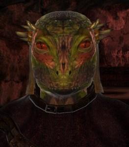 Ocheeva, a popular Argonian in the Dark Brotherhoof