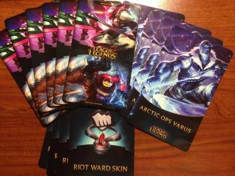 I got quite a few codes from PAX East!