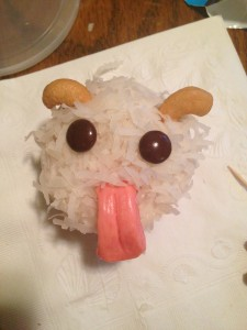Finished Poro!