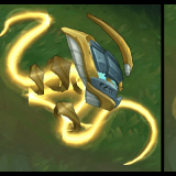 Five Used Vel'Koz skins from PAX 2015