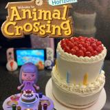 Animal Crossing New Horizons Birthday Cake Recipe