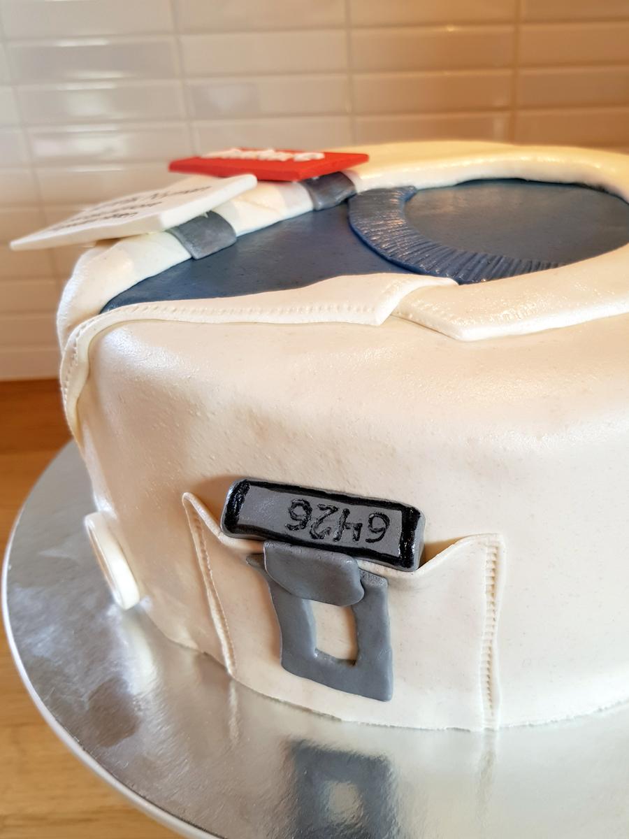Surgeon cake - kirurgtårta