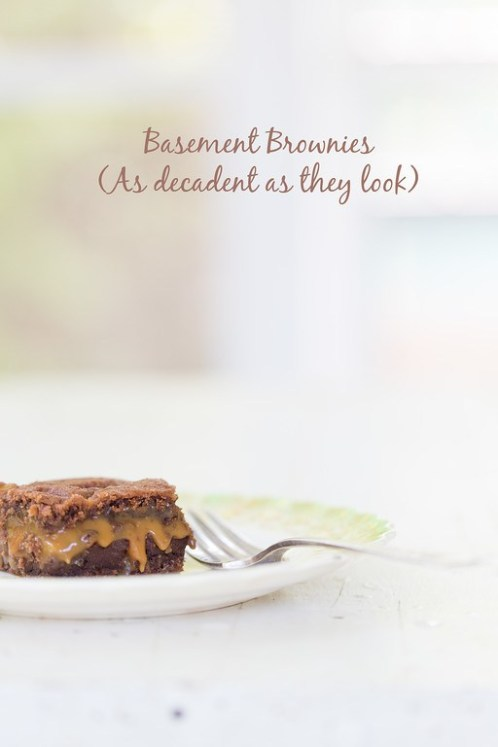 Basement Brownies – Photo from Sidewalk Shoes