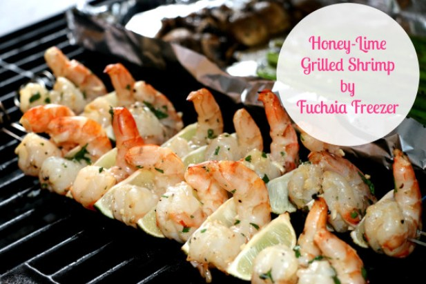 Honey-Lime-Grilled-Shrimp