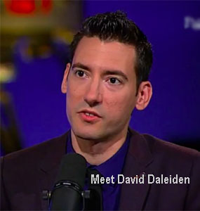 David Daleiden has been a thorn in Planned Parenthood's side.