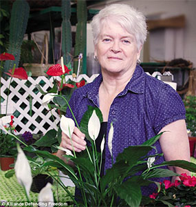 Florist Barronelle Stutzman, Gay Marriage