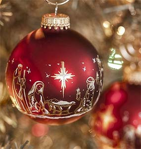 Let our Christmas joy be the joy of welcoming every human life! Amen!
