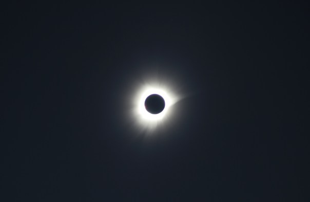 Total Solar Eclipse @ Bangka Indonesia