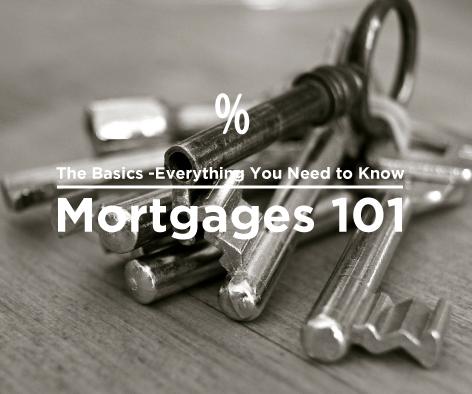 Calgary Mortgages 101
