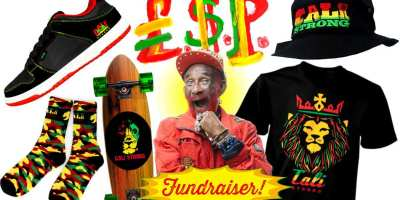 CALI-Strong.com Starts Fundraiser For Legendary Musician, Lee Scratch Perry, After Fire