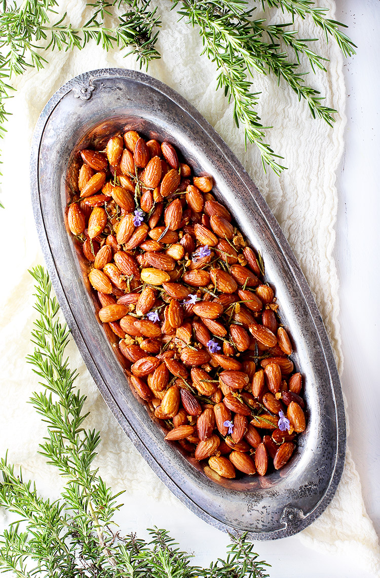 Rosemary-Almonds