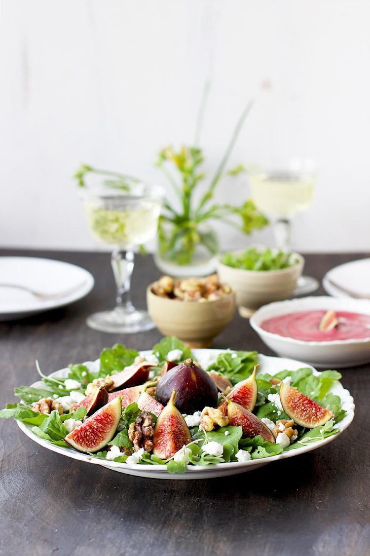 Fig-Arugula-Feta-Salad---Vegetarian