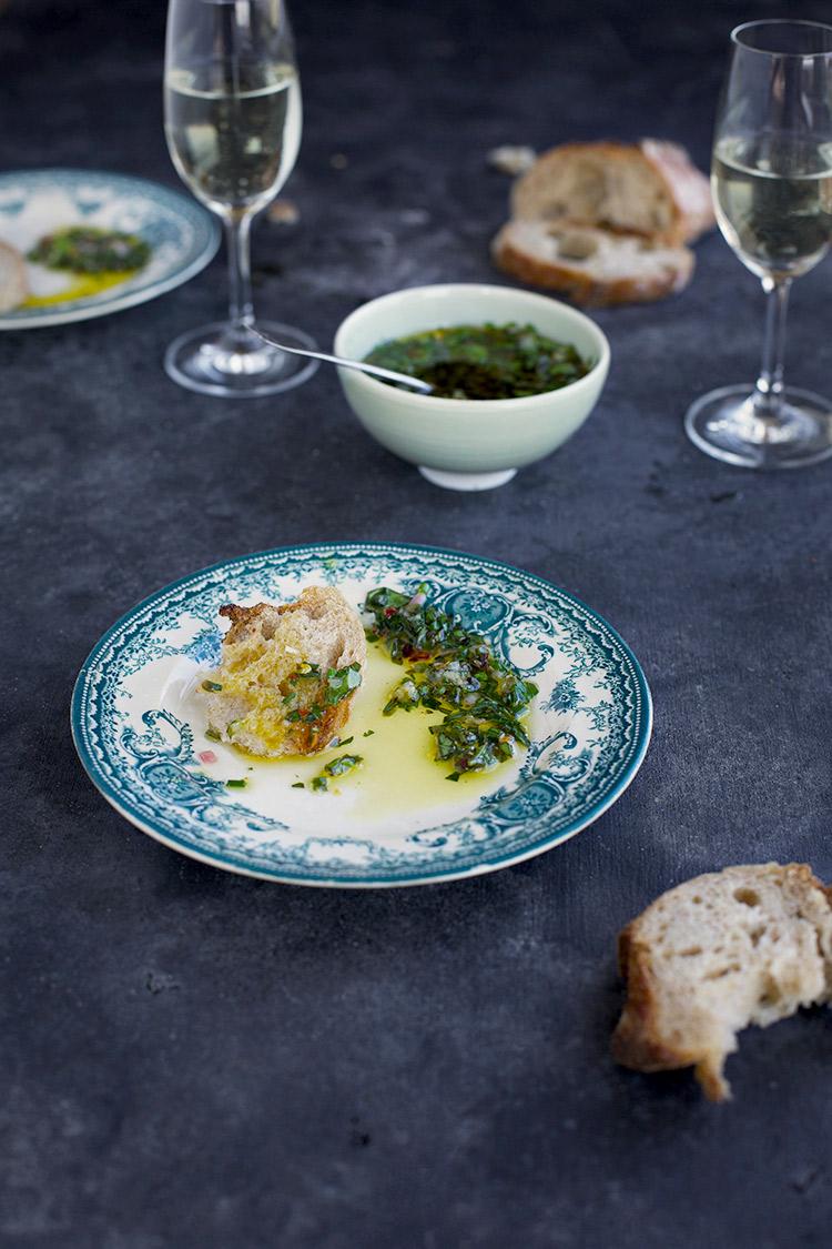 Italian Style Salsa Verde