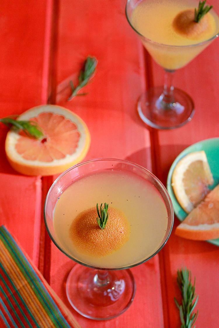 The Phoenix Cocktail