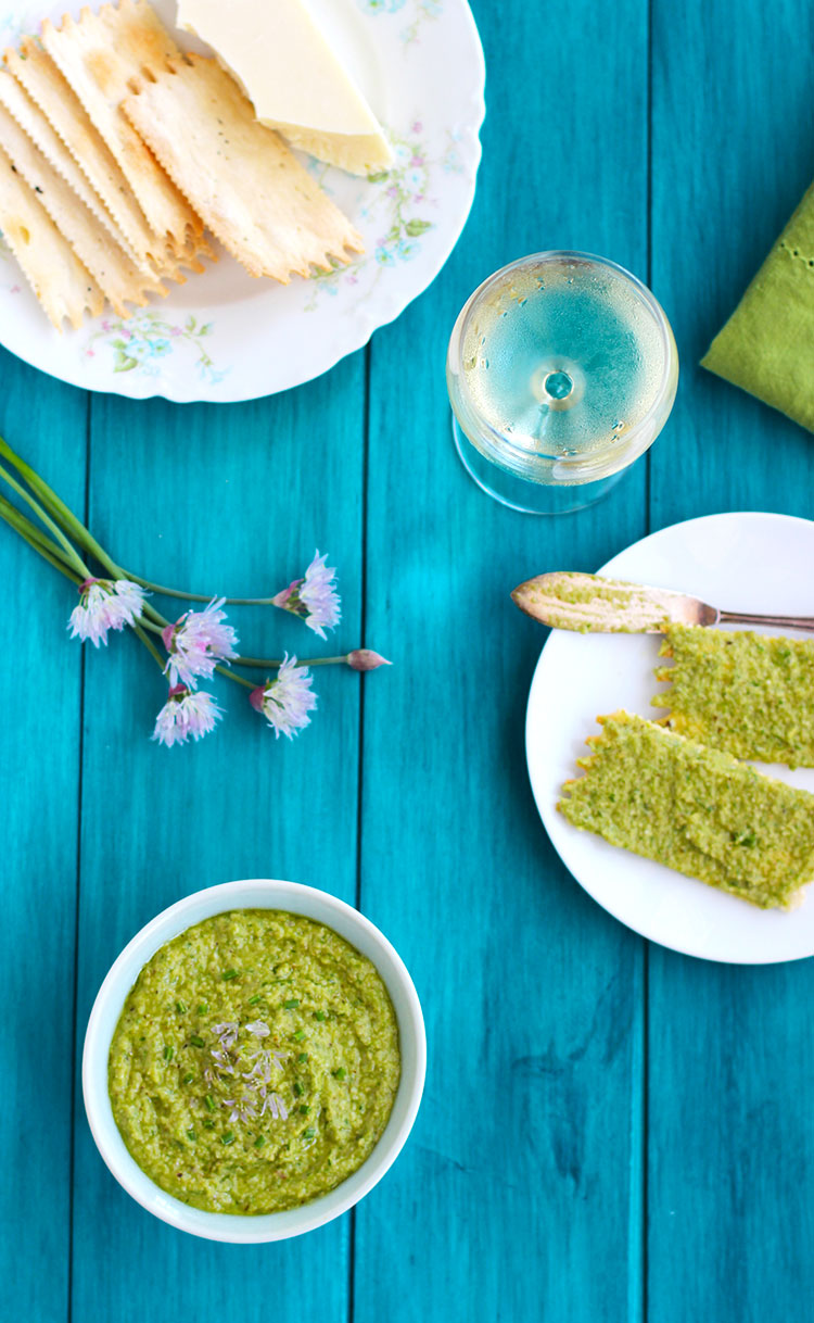 Artichoke-and-Chive-Pesto