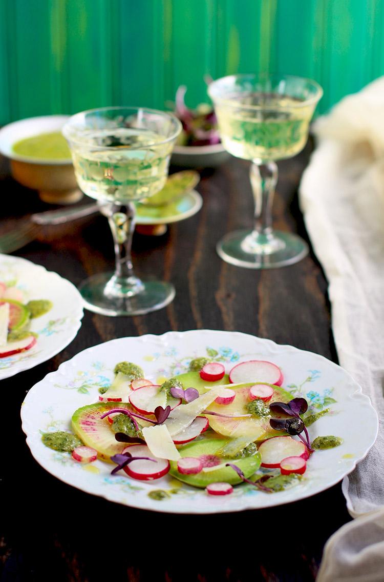 Radish-Salad-w-Lemon-Thyme-Vinaigrette