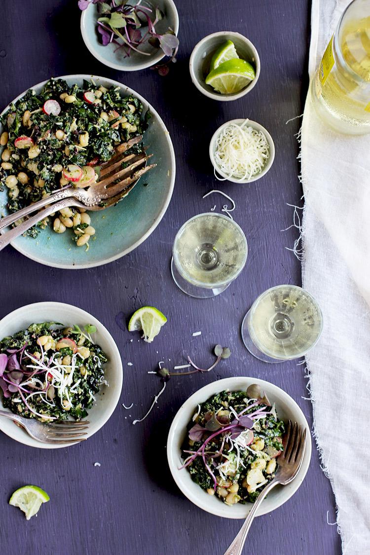 White-Bean-Kale-Salad-with-Cilantro-Vinaigrette