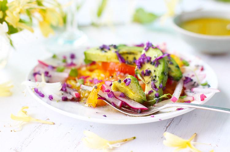 Marinated-Heirloom-Tomato-Salad.