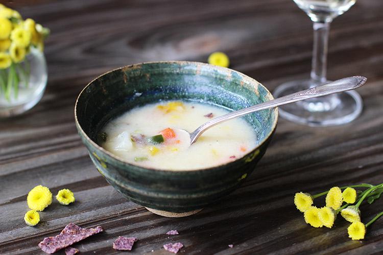 Cheddar-Potato-Soup