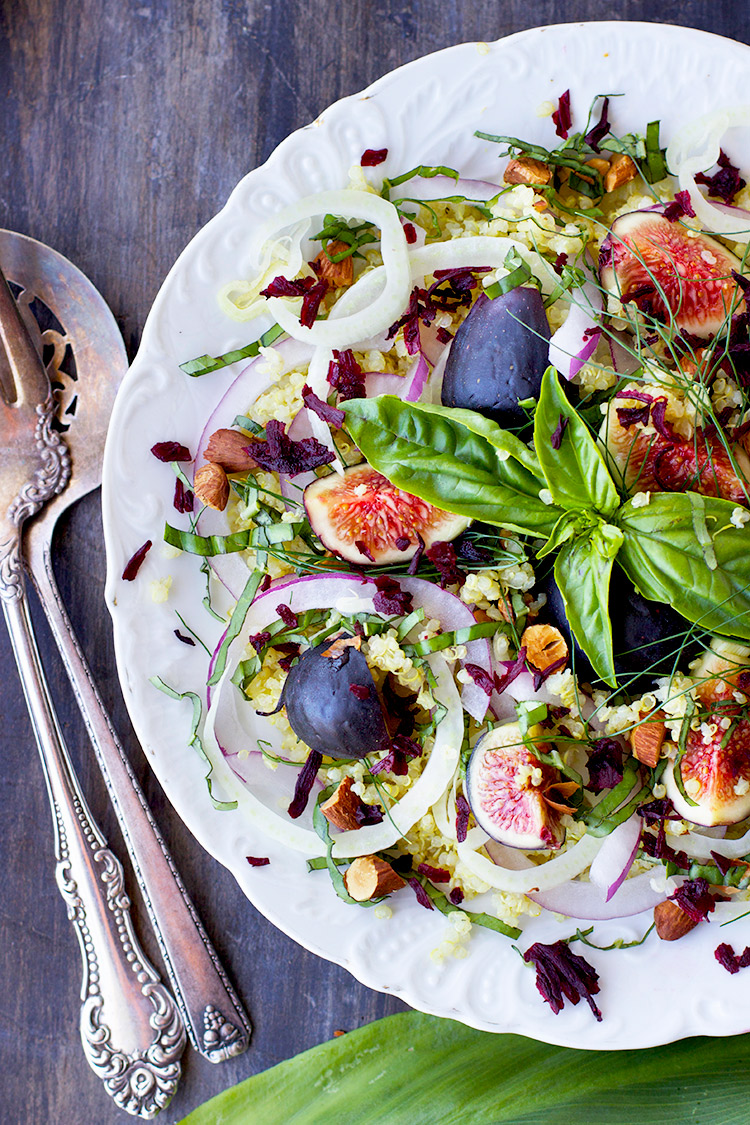 Fig-Hibiscus-Quinoa-Salad