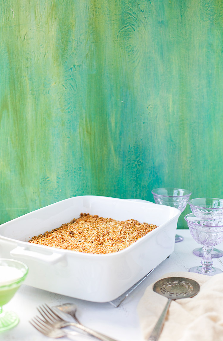 Maple Fig Crisp