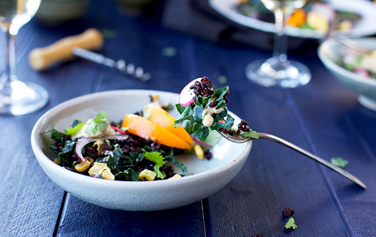 Black-Rice-Kale-Salad-with-Habanero-Pesto