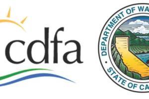cdfa-dwr logos