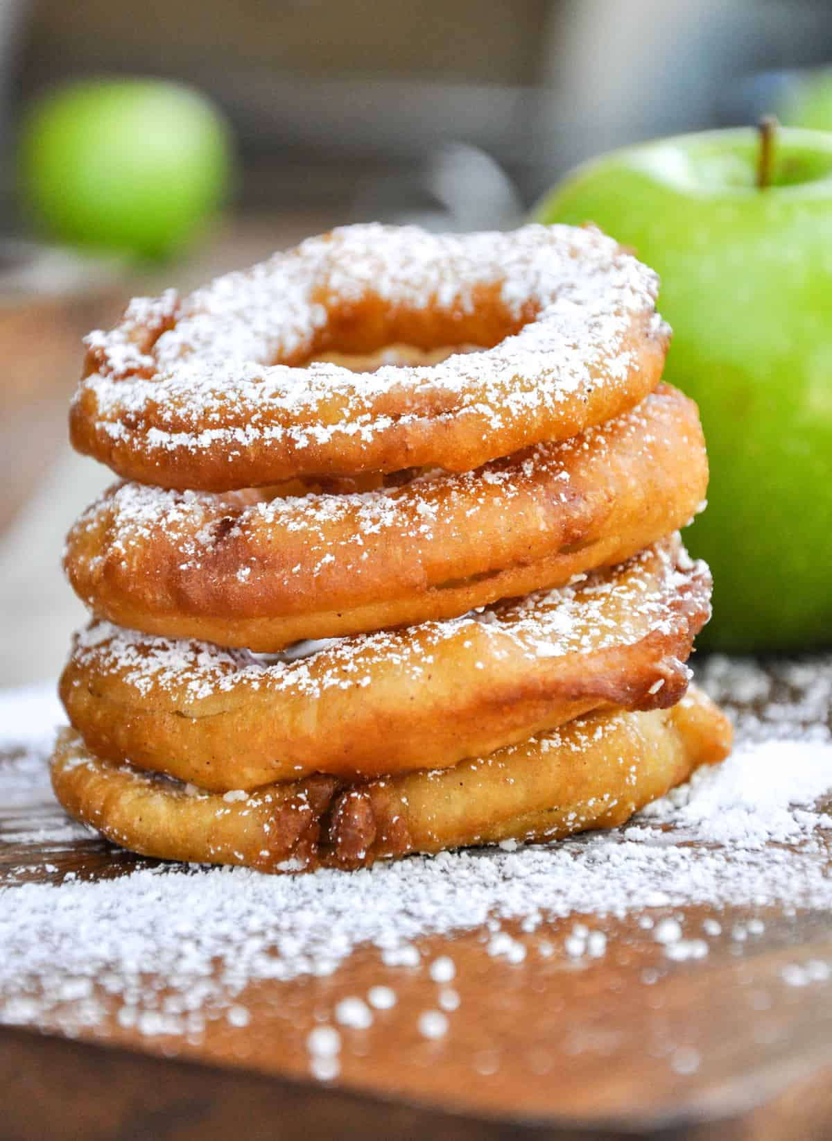 Fullsize Of Fried Apples Recipe