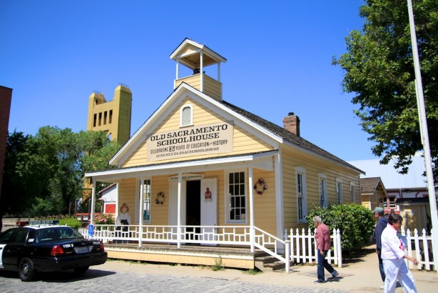 Old Sacramento School House
