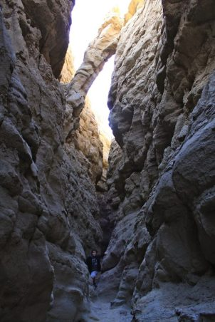 The Slot Anza Borrego