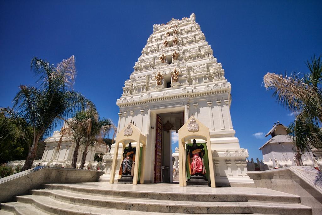Malibu Hindu Temple Largest On The West Coast
