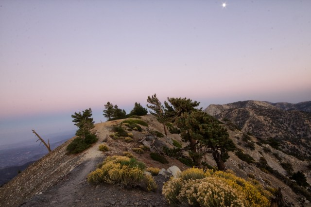 Mt Baldy Night Hike 23 640x426