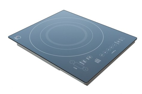 CALI@ INDUCTION HOB BLACK 1