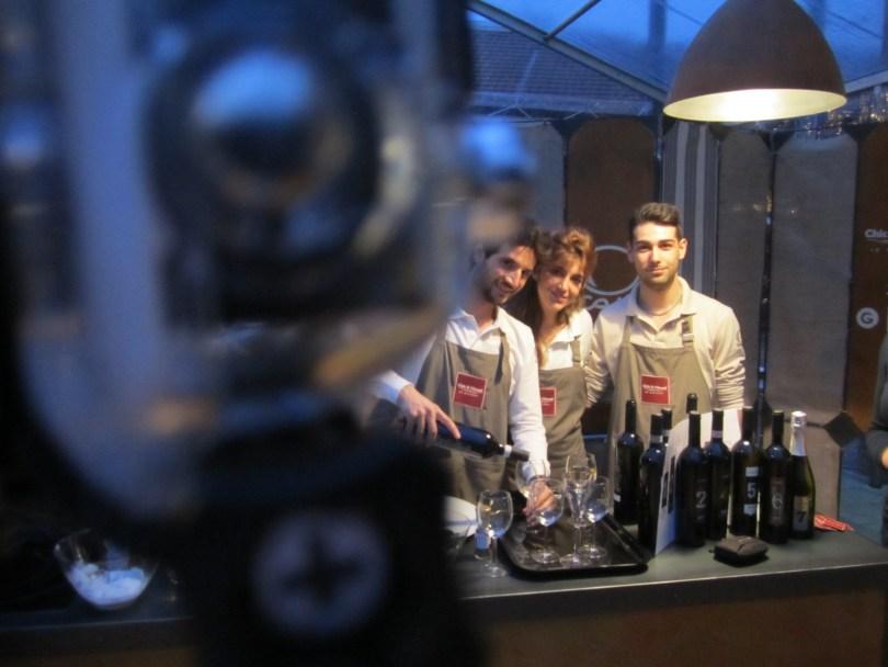 Stefano, Martina, Matteo