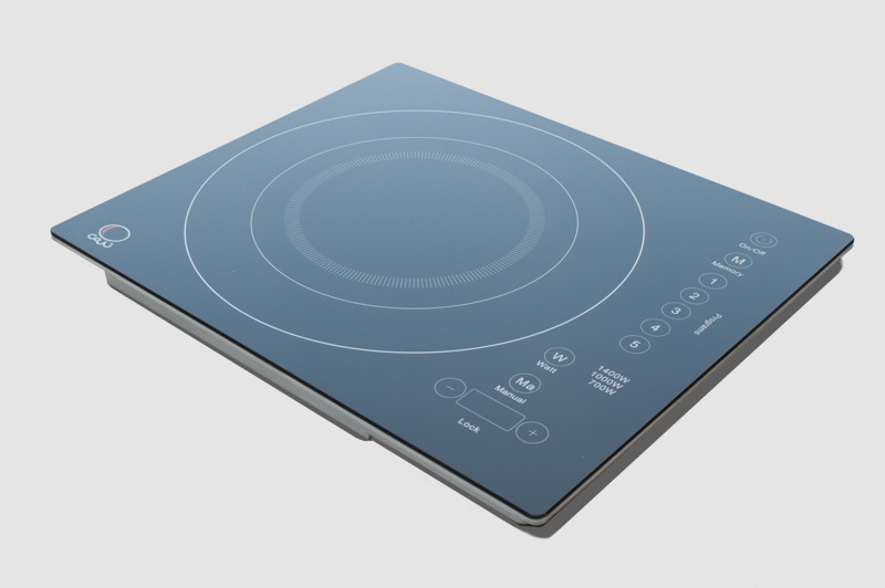 CALI@ INDUCTION HOB BLACK 800DPI