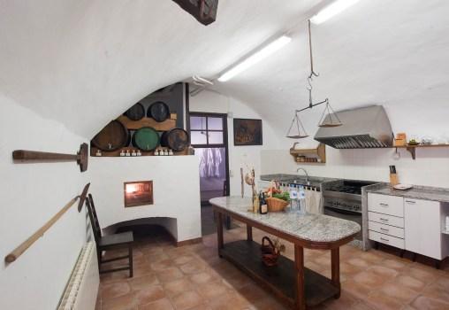 Casa Prat - cuina