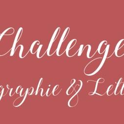 Calligraphique - challenge Instagram