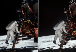 Debunking Moon Truthers With Tech!