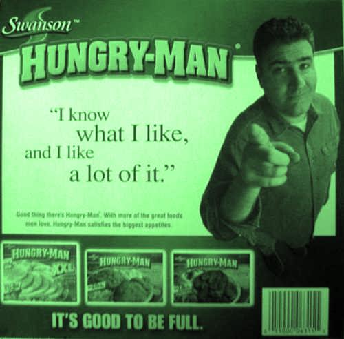 Hungry Man G