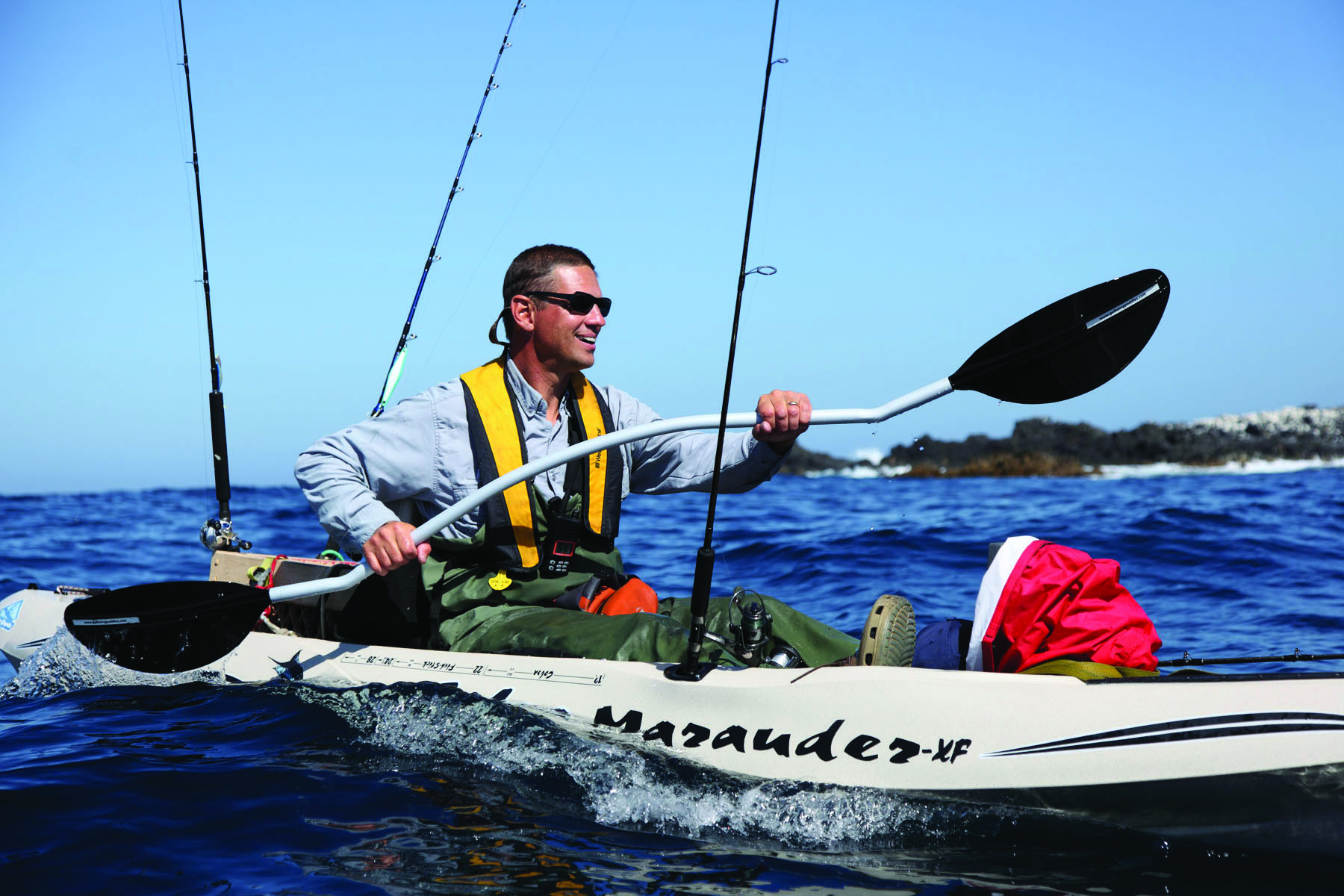 Gullwing Paddles Provides A New Toy For Paddlers