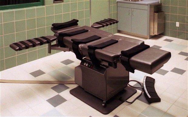 New capital punishment plan sharpens CA execution fight