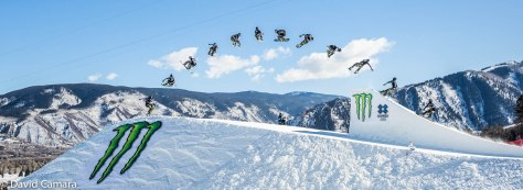 X Games Aspen Slopestyle Photos