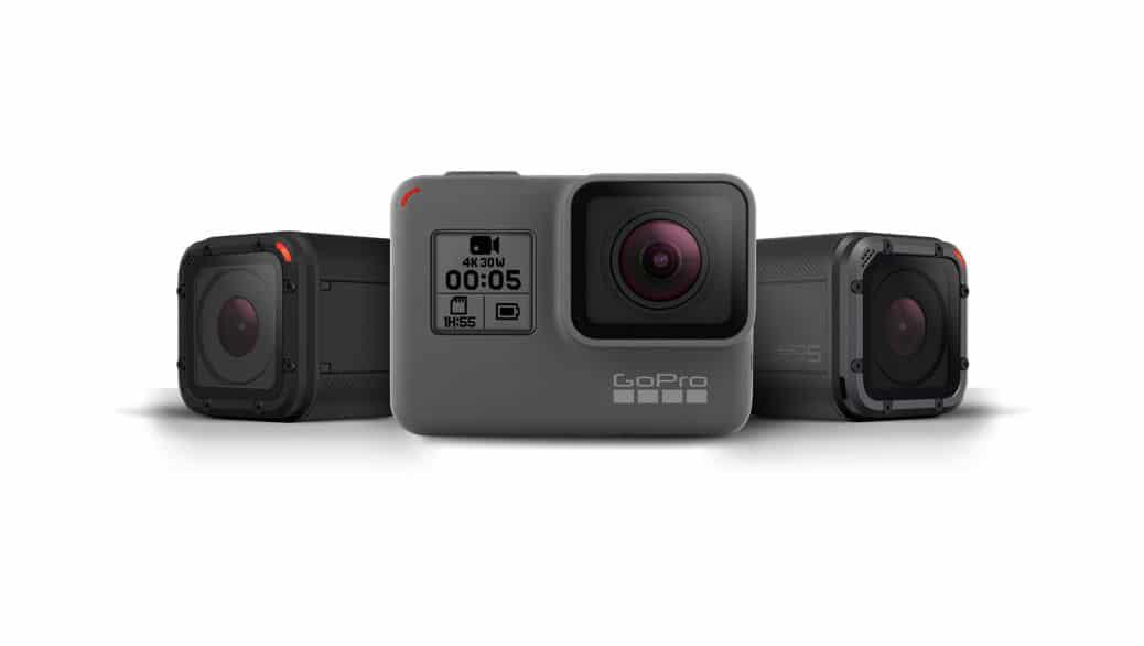 GoPro Hero 5 Black vs GoPro Hero 5 Session: comparativa de cámaras de acción