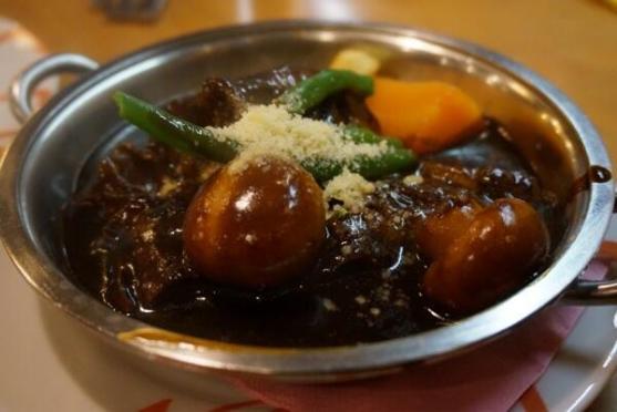 うますぎて申し訳ないス!!は本当だった!ヨシカミのビーフシチュー #浅草 #ヨシカミ #洋食 #ビーフシチュー