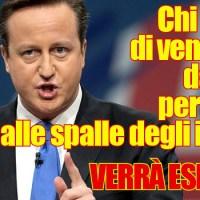 Il Consiglio europeo cede alle pressioni di Cameron: addio previdenza sociale per chi si sposta in Europa